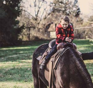 Equine Therapy Horse Riding