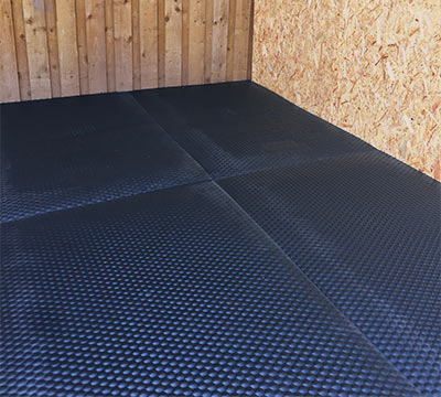 Mayo Mattress Stable Mat