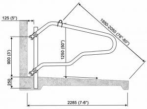 super space cubicle dimensions