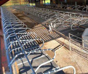Farmer image of self fit cow mattress